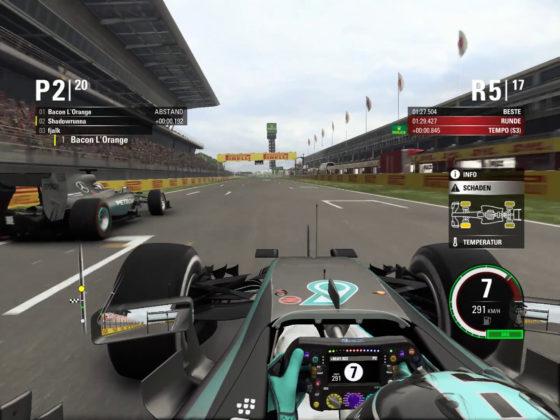 F1 2015 ? #03 – DRS-Manöver!