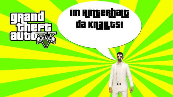 GTA V (Grand Theft Auto) – #297 – Im Hinterhalt da knallts!