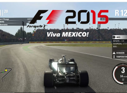 F1 2015 – #7 – Viva MEXICO!