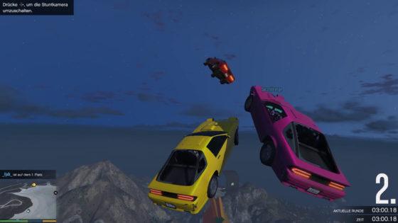 GTA V Online 🏎 #312 – Sprung ins Verderben!