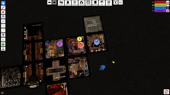 #12 – Betrayal at House on the Hill – Voll gebuffed! – 1/2