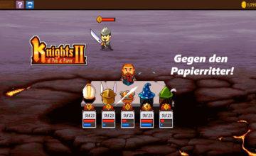 Knights of Pen and Paper 2 – #24 – Gegen den Papierritter