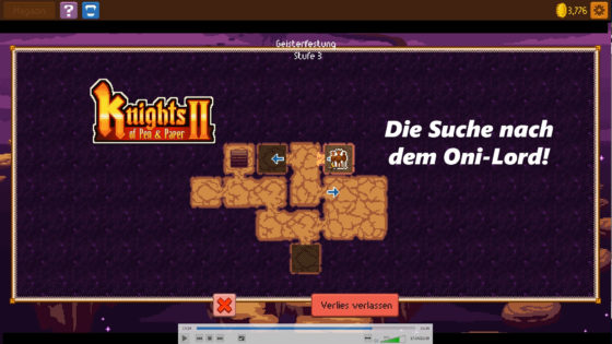 Knights of Pen and Paper 2 – #25 – Die Suche nach dem Oni-Lord!