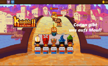 Knights of Pen and Paper 2 – #26 – Conan immer fest auf's Maul