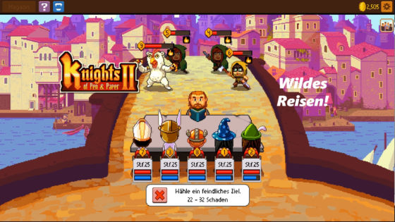 Knights of Pen and Paper 2 – #27 – Wildes Reisen!