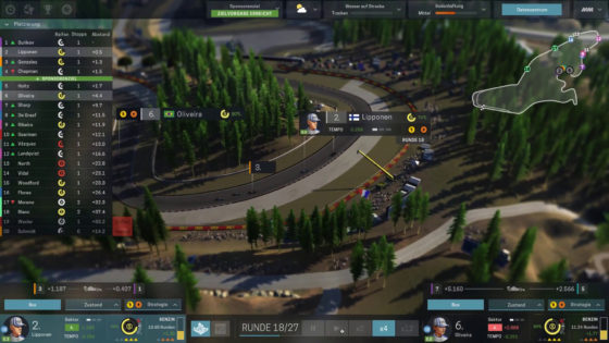 Motorsport Manager ? #19 – Enges Ding in Belgien!