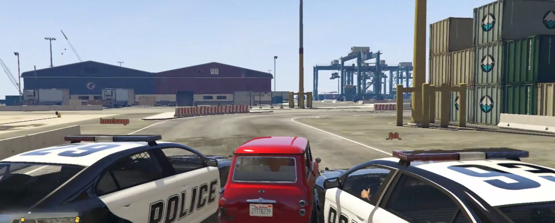 GTA V Online 🏎 #316 – In die Mangel genommen!