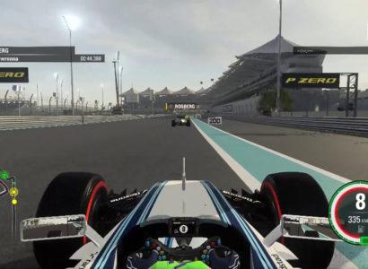F1 2015 🏎 #15 – Da hinten gibt es Stress!
