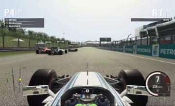 F1 2015 🏎 #17 – Ein echter Blitzstart!