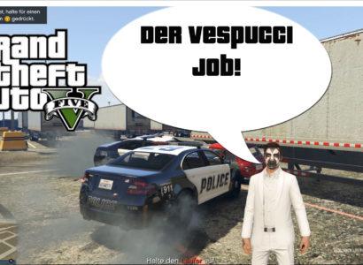 GTA V (Grand Theft Auto) – #312 – Der Verspucci Job