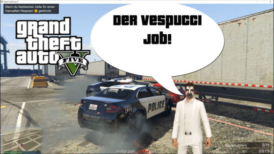 GTA V (Grand Theft Auto) – #312 – Der Verspucci Job