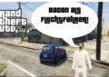 GTA V (Grand Theft Auto) - #315 - Bacon als Fluchtfahrer!