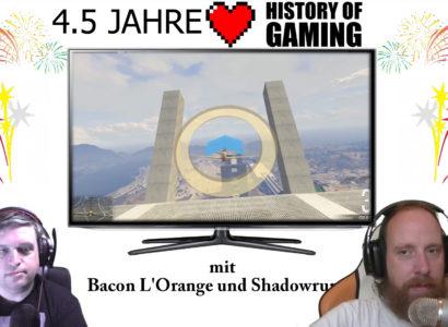 4 1/2 Jahre History of Gaming – Der Rückblick auf das letzte halbe Jahr