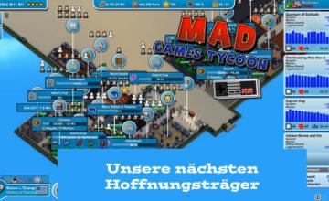 Mad Games Tycoon – #49 – Unsere nächsten Hoffnungsträger