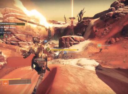 Destiny 2 🔫 #73 – Patrouillen geben Beute!