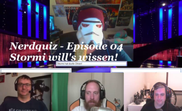 Nerdquiz – Episode 04 – Stormi will's wissen!