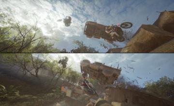 A Way Out 👮♂️ #15 – Fliegende Motorräder!