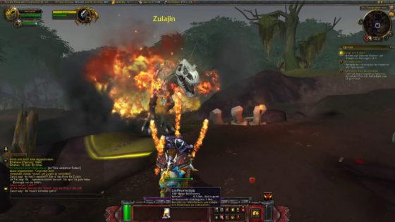 WoW: Battle for Azeroth ? #13 – Feuer gegen Blutmagie!
