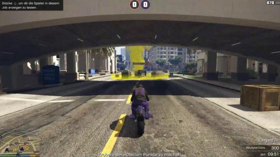 GTA V Online 🏎 #324 – Erobern auf dem Motorrad!