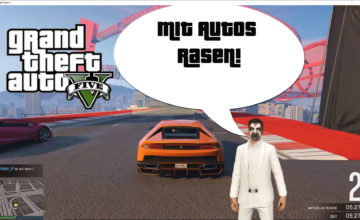 GTA V (Grand Theft Auto) – #319 – Mit Autos rasen!