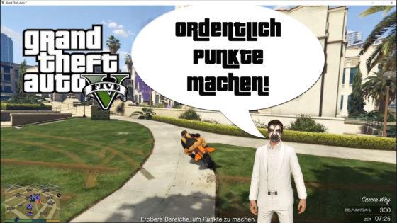 GTA V (Grand Theft Auto) – #320 – Ordentlich Punkte machen