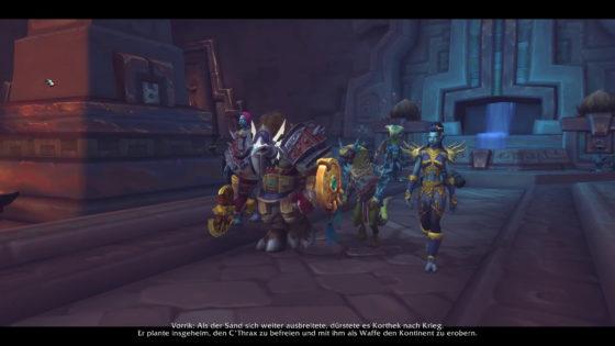 WoW: Battle for Azeroth ? #29 – Die Terrasse der Ergebenen!