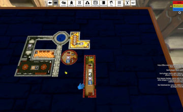 #34 – Castles of Mad King Ludwig – Zimmer frei! (1/2)
