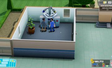 Two Point Hospital 🏥 01 – Dr. Shadowrunna – Der Arzt, dem die Frauen vertrauen!