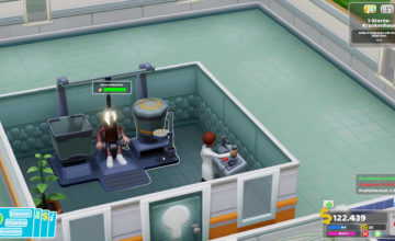 Two Point Hospital 🏥 02 – Ne echte Leuchte!