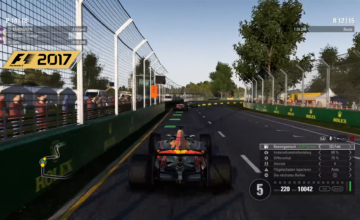F1 2017 🏎 #01 – Season 1 – Australien!