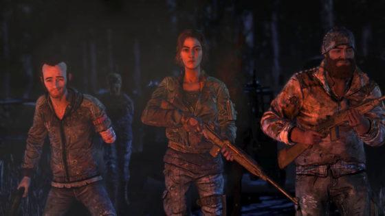 The Walking Dead, The Final Season, Ep. 2 💀 #14 – Sie sind da!