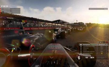 F1 2017 🏎 #14 – Season 1 – Großbritannien!
