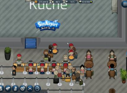SimAirport – #11 – Die Küche brummt, der Rubel rollt