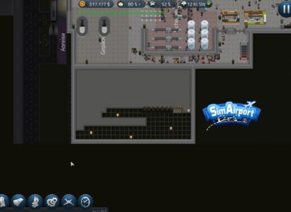 SimAirport – #12 – Wir brauchen ein zweites Terminal