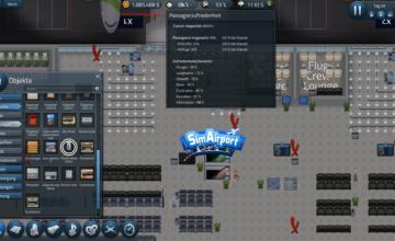 SimAirport – #15 – Erweiterung des zweiten Terminals