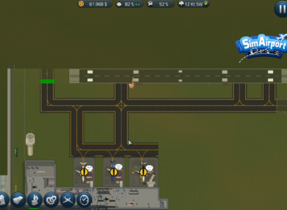 SimAirport – #5 – Selbst versursachtes Chaos