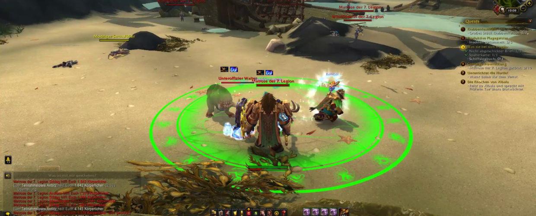 WoW: Battle for Azeroth 🌍 #62 – Nochmal die 7. Legion!