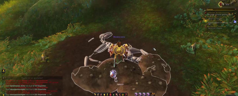 WoW: Battle for Azeroth 🌍 #63 – Der Meister-Archäologe!