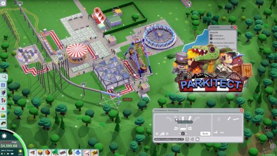 Parkitect ? – #12 – Ein Park auf einer Insel!