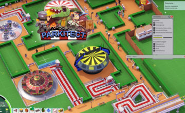 Parkitect 🎡 – #02 – Anfang in Maple Meadows
