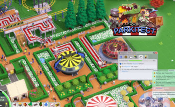 Parkitect 🎡 – #03 – Ausbau des Maple Meadows Parks