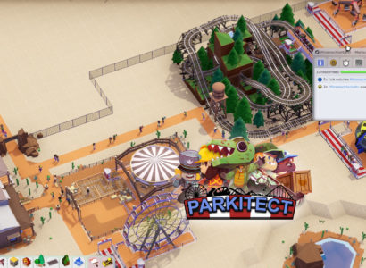 Parkitect 🎡 – #09 – Es geht in den wilden Westen!