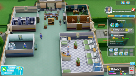 Two Point Hospital ? 05 – Die Flodders!