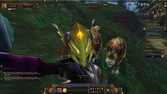 WoW: Battle for Azeroth 🌍 #66 – Action-Selfies!