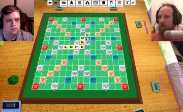 5 Jahre-Jubiläums-Challenge – #05 – Scrabble!