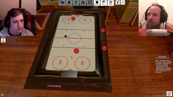 5 Jahre-Jubiläums-Challenge – #07 – Air-Hockey!