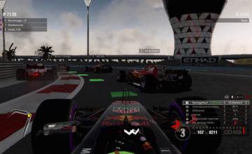 F1 2017 🏎 #24 – Season 1 – Abu Dhabi!