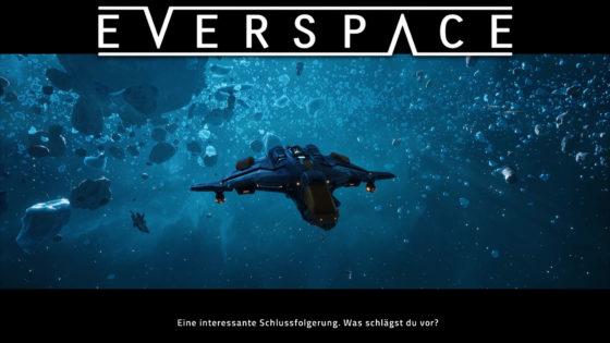 Everspace – #11 – Wieder Story und ein neue Auftraggeber