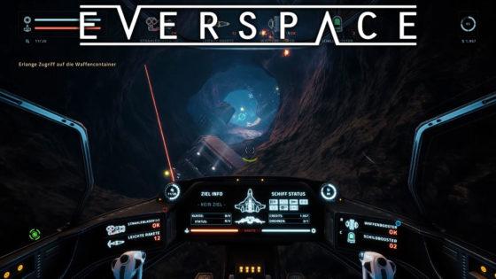 Everspace – #12 – Spannende Gefechte