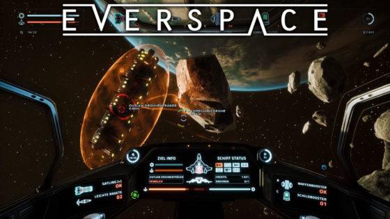 Everspace – #14 – Gegen einen Drohnenträger